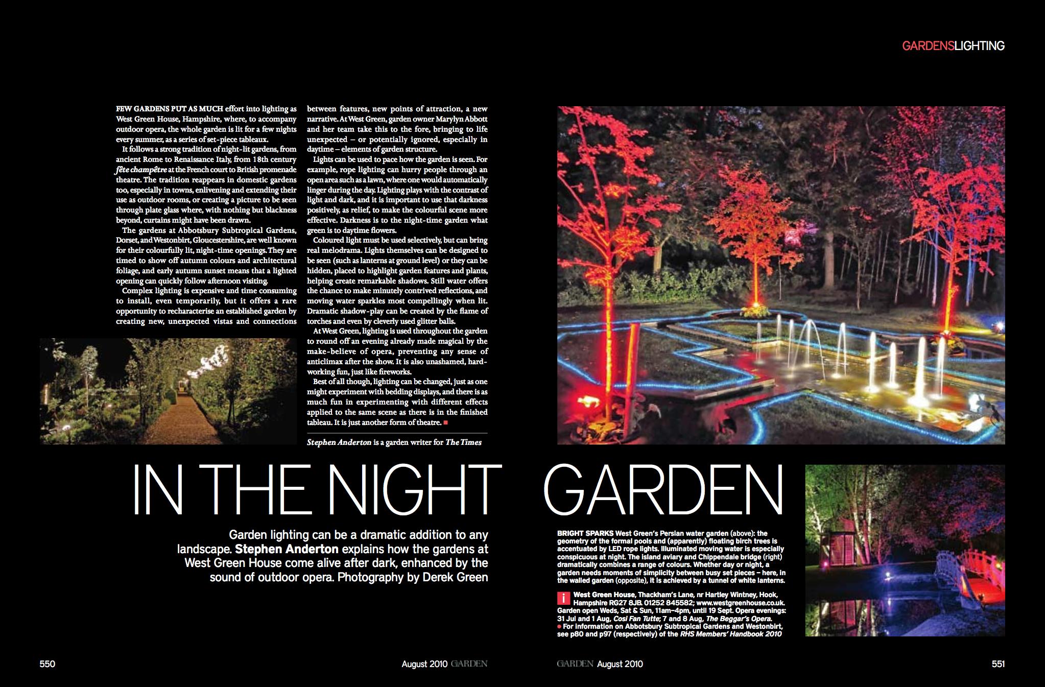 Rhs Magazine
